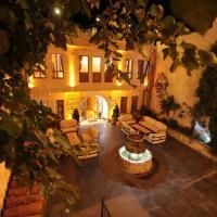 Aja Cappadocia Cave Hotel