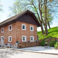 Romantisches Backhaus am Kuhstallergut