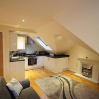 Modern, Cosy Apartment In Bearsden Next To Train Station