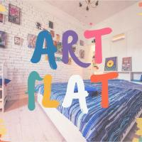 Art Flat in the center of Minsk