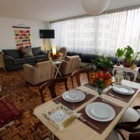 Lovely full furnished apartment @ Miraflores Perú