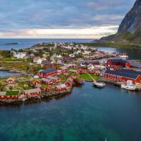 Reine Rorbuer - by Classic Norway