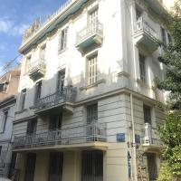 neo classic apartment at amazing exharchia
