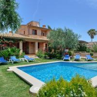 Port de Pollenca Villa Sleeps 8 Pool WiFi