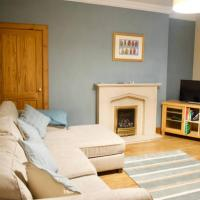 2 Bedroom Apartment With Parking in Edinburgh