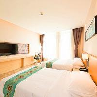 Yichang Jingzhi Meiji Hotel Wanda Binjiang Branch