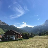 Studio au pied de la montagne
