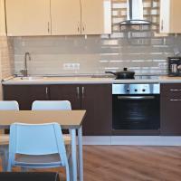 Apartment on Makeeva 3