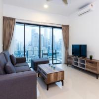 OYO 457 Home 1BR Setia Sky With Panoramic View from Balcony