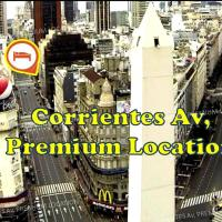 Corrientes Av, Premium Location