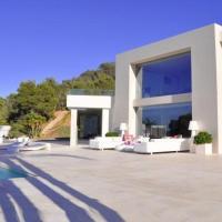 Playa d'en Bossa Villa Sleeps 12 Pool WiFi