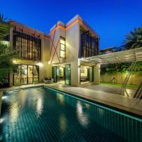 The Lux Escape Pool Villa