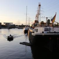 """Schiffshotel """"Schlafen im Hafen"""""""