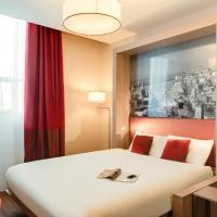 アパートホテル アダージョ リバプール シティ センター