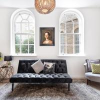 Refined 2-Bed apt in Period Building nr Stratford