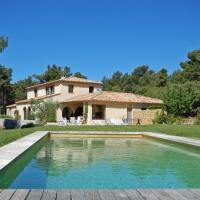 Le Tholonet Villa Sleeps 8 Pool Air Con WiFi