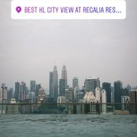 57 Sky Stay Suites & Residences @ Regalia KLCC