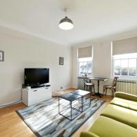 Stylish 1 Bed Apt. with Skyline Views, Chalk Farm.