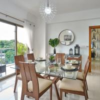 View Tower · Downtown Luxury Apt. Sea View, Wifi, 2 Parking