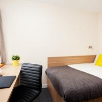 Cosy Student Rooms W/ Shared Kitchen in Aberdeen City Centre!