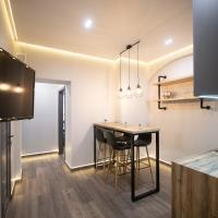 Apartment on Krakivska 34