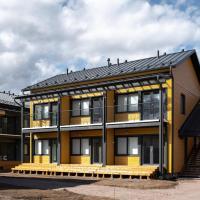 Studio apartment in Vantaa, Gammelkullantanhua 4
