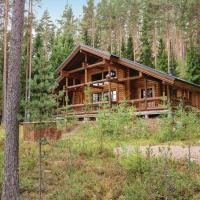 Four-Bedroom Holiday Home in Asikkala
