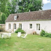 Holiday Home St. Jean Aux Amognes with a Fireplace 08