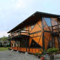 比西里岸露營/渡假小木屋