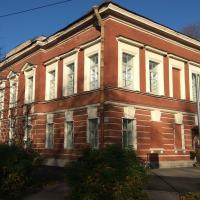 Guest House on Leningradskaya Ulitsa 1
