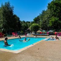 Safaritent at Camping les Bouleaux