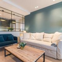 COMFORT & STYLE IN MADRID!!! 3BD 2BTH+TERRACE