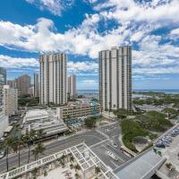 Ala Moana Hotel 1313 Studio Ocean View - 2D