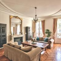 """Fabulous apartment """"Champs Elysées"""""""