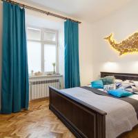 Cozy apartment on Krakivska Street