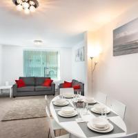 Spacious family size apartment