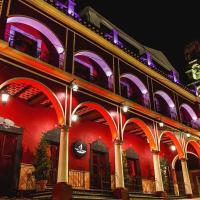 Hotel los portales Atzalan