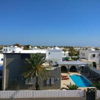 Villa avec piscine proche de la mer sur Djerba (Tunisie)