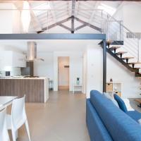 Murano glass loft