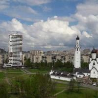 Apartment on Antonova-Ovseenko