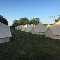 Wow Tents Glamping Litchlake Farm