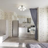 Apartment on Prospekt Al'berta Kamaleyeva