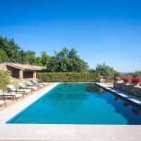 Villa Son Maguet for 12 persons with private pool and beautiful views