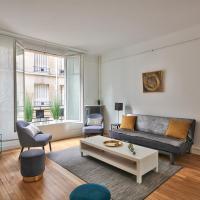 Appartement Trocadéro - Raffet