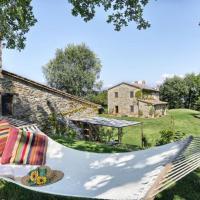 Umbertide Villa Sleeps 11 Pool WiFi