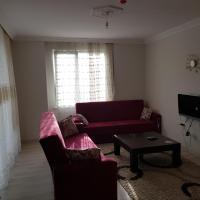 Almina Trabzon - 1+1 Purple Apartment