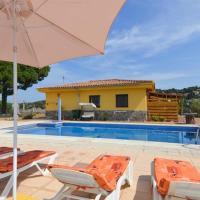 Caules Villa Sleeps 7 Pool