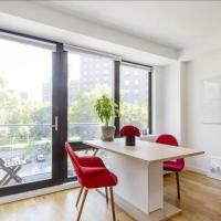 Luxury and sunny studio