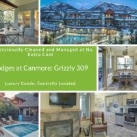 Rockies Rentals: 1 Bedroom Apartment with Hot Tub, Pool and Mountain Views