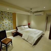 TruffleStays - Travelman Motels, MG Road, Vijayawada